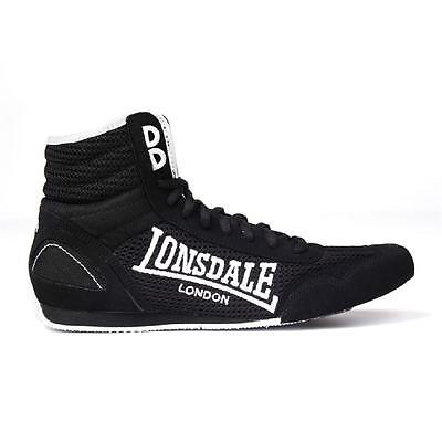 Lonsdale Kinder Boxing Schuhe Turnschuhe Sneakers Trainers Sport Cont low