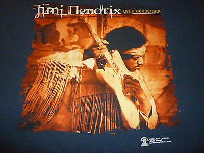Jimi Hendrix 2000 Shirt  ( Used Size L ) Good Condition!!!