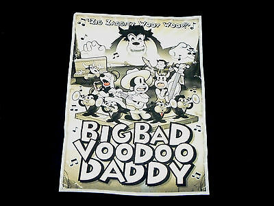Big Bad VooDoo Daddy Shirt ( Used Size L ) Nice Condition!!!