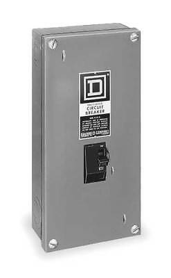 Square D 100 Amp 240VAC Single Throw Safety Switch 2P, QO2000NS