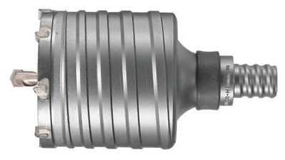 BOSCH HC7506 Hammer Core Bit 2 pcs., 4in., SDS Max