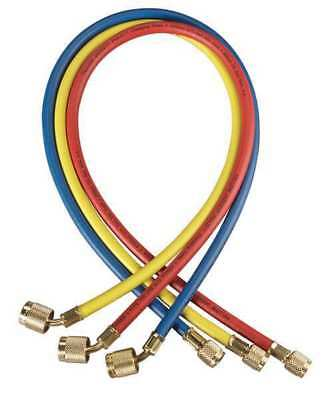 YELLOW JACKET 22984 Charging Hose Set, 48 In