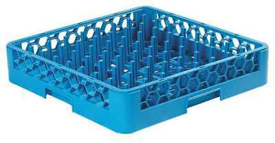 Plate and Tray Tall Peg Rack, Blue ,Carlisle, RTP14