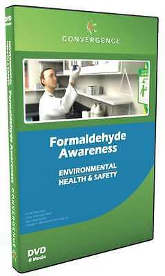 CONVERGENCE TRAINING 110 Formaldehyde Awareness, DVD