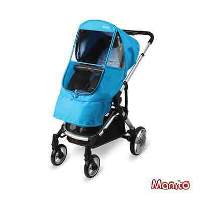 [Manito] Elegance Beta Cover / Cover for Baby Stroller and Pushchair, Rain Cover