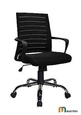 Mastery Furniture® Tilter Mesh/Fabric Task Office Chair