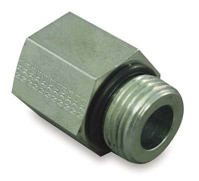 EATON 2216-4-6S Hose Adapter, ORB to FNPT, 9/16-18x1/4-18