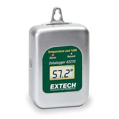 Temperature and Humidity Data Logger, Extech, 42270