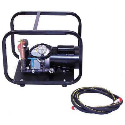 WHEELER-REX 35100 Test Pump, Electric, Twin Piston, 1HP