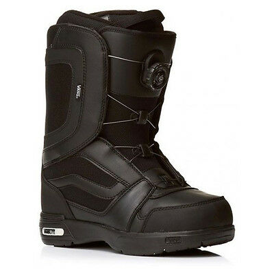 Vans Off The Wall Mens ENCORE Snowboard Boots - Black - RRP £174.99