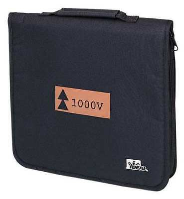 Soft Zippered Tool Case, Black ,Ideal, 35-9352