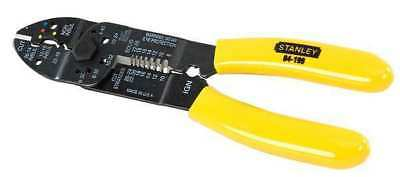 Wire Stripper, 8 to 26 AWG Capacity, 84-199, Stanley