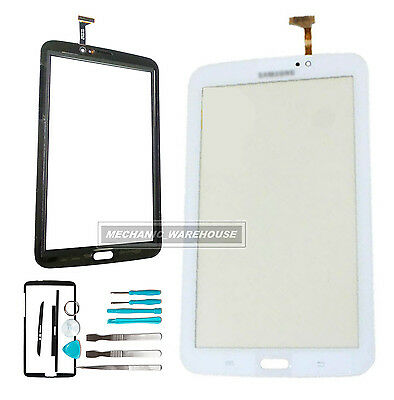 """For Samsung Galaxy Tab 3 SM-T210 P3210 7.0"""" Touch Screen Digitizer Glass White"""