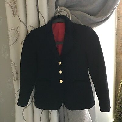 Le Beau Cheval Childs Navy Jacket