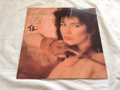 "Kate Bush-Running Up That Hill/Under The Ivy 12"" Single.1985 EMI 12KB 1."