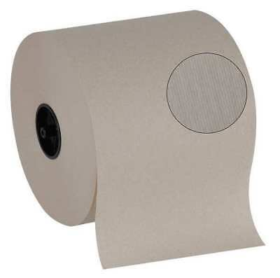 "Sofpull Brown Paper Towels Roll 7""W x 1000'L, 6 Rolls, 26920"