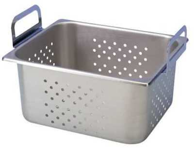 BRANSON 100-410-166 Perf Tray, For Use With 2-1/2 Gal Unit