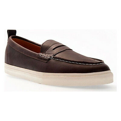 Vans Vault Penny Loafer LX Sneakers Mens Shoes Skate Trainers - Brown