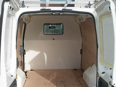 Van Guard Bulkhead for Ford Transit Connect Pre 2014 SWB Windowed Bulkhead