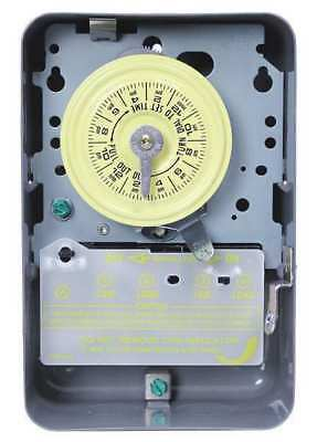 Electromechanical Timer, 24-Hour, T105, Intermatic