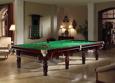 NEW Tyton 12ft Executive Slate Bed Snooker Table