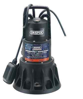 Draper 69690 320-Litres-per-Minute (Maximum) 230-Volt 1,000-Watt Submersible Dir