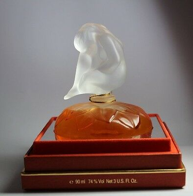Lalique Flacon Le Nu, The Nude, Limited Edition, Collection 1996