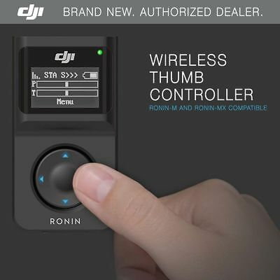 DJI Wireless Thumb Controller for Ronin-M & Ronin-MX - Part # CP.ZM.000174