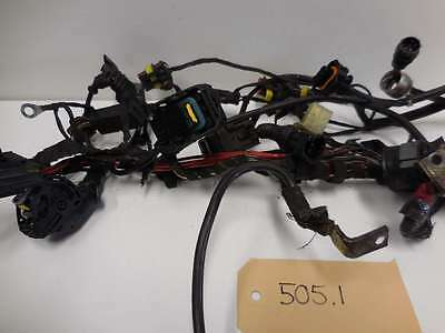 Ducati 749  999 2003-2007 Kabelbaum (Wire Harness) 201257298