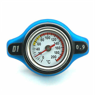 Thermostatic Gauge Radiator Cap 0.9 Bar Nissan Mitsubishi Mazda MX5 Subaru