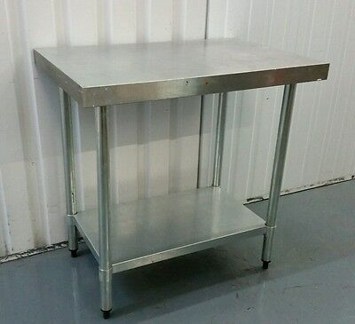 90cm Stainless Steel Commercial Catering Table