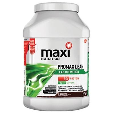 Promax Lean Chocolate 765g