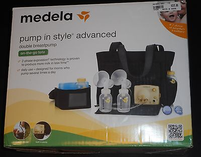 NIP Medela Pump in Style Advanced portable electric double breast pump