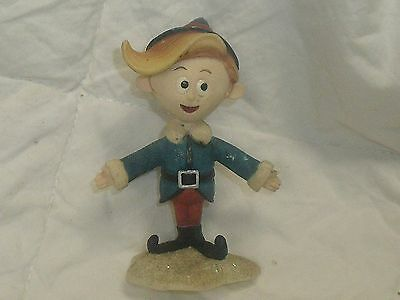 Enesco Rudolph and the Island of Misfit Toys Hermey The Dentist Figurine