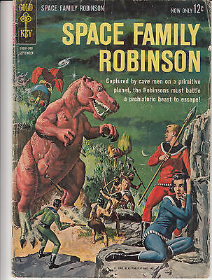 Space Family Robinson #4 (Sep 1963, Western Publishing)