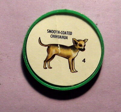 Hunter's Dog Coin #4 Smooth Coated Chihuahua