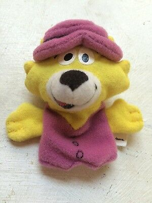 Top Cat finger puppet KFC toy Hanna Barbera soft toy