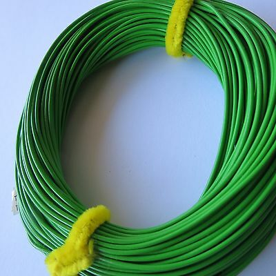 DT-8-F fly line GREEN 85'