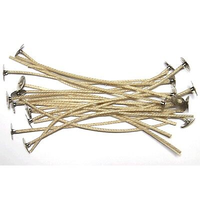 Candle Making Wicks CDN 10 - 150mm - Pack of 20