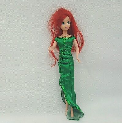 Disney The Little Mermaid Ariel Singing Doll Toy Made By Simba Vgc