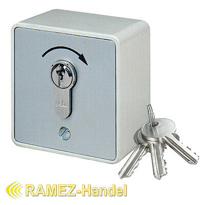 Key Button Key Switch with PHZ Tor Drive Motor Garage door MS-APZ1-1T