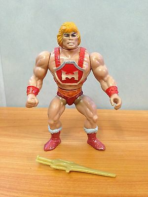 Vintage He-Man Masters of the Universe Figure - Thunderpunch He-Man