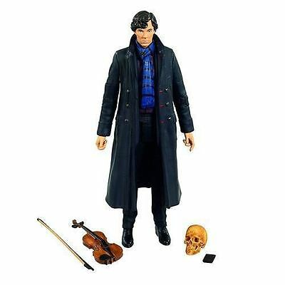Sherlock BBC Action Figure Cumberbatch NEW! Underground Toys
