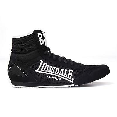 Lonsdale Children's Boxing Shoes Trainers Sneakers Trainers Sports CONT LOW