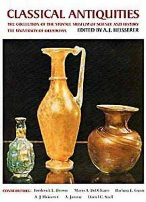 Classical Antiquities: The Collection of the Stovall Museum of Science-ExLibrary