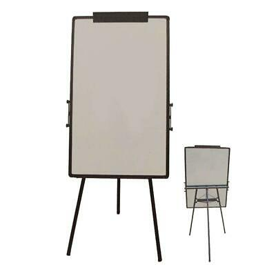 "23""x35""Single Side Magnetic Whiteboard Office Dry Erase Board Easel Silver Frame"