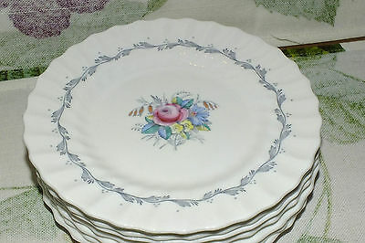 ROYAL DOULTON CHELSEA ROSE bone china BREAD PLATE (11 available)  price for1 EXC