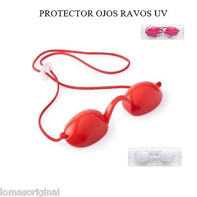 2X Protecteur Yeux Lunettes Protection Prendre Ray Uv  Uva