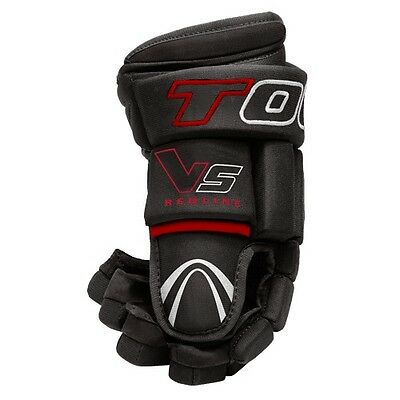 **NEW** Tour Thor V5 Redline Roller Hockey Adult/Youth Gloves Sizes 10 & 12 Inch