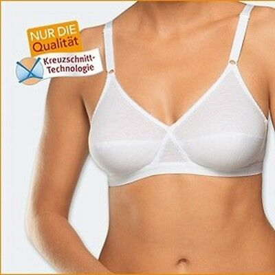 the comfort bra Size 80 B white
